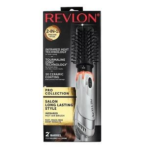 Revlon hot air brush